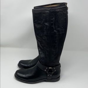 New/dis. | FRYE | Phillip harness tall